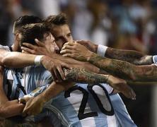 Video: Argentina vs Panama