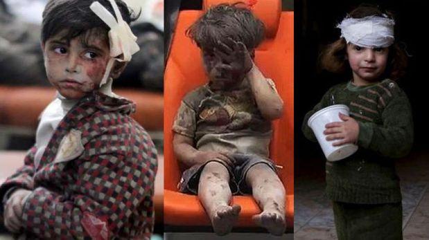 Resultado de imagen para imagenes de medicos con niños en medio de la guerra