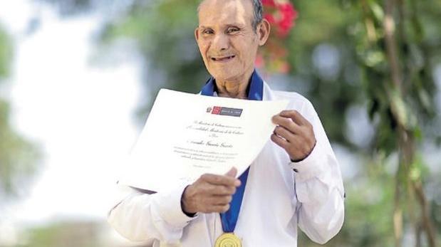Amadeo García, el último hablante del idioma taushiro