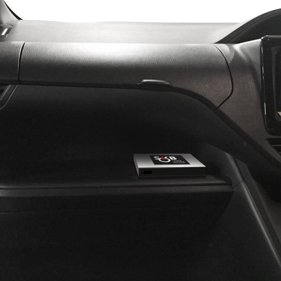 Toyota: El smartphone ahora enciende el auto