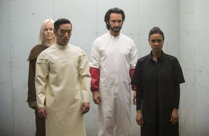 Resultado de imagen para westworld 1x10