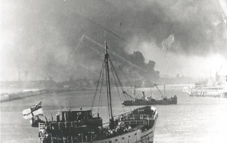 [FOTOS] Así fue la evacuación de Dunkerque en la Segunda Guerra Mundial