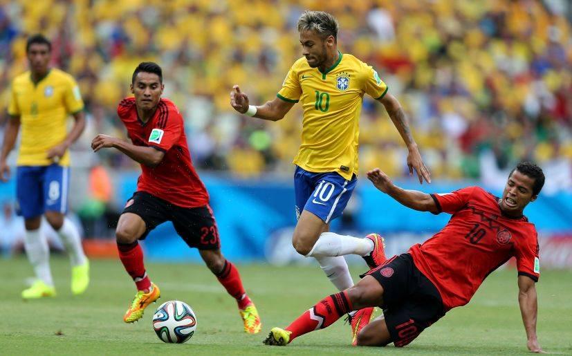 Brasil vs México: 'Canarinhos' y 'tricolores' empataron 0-0 en Fortaleza