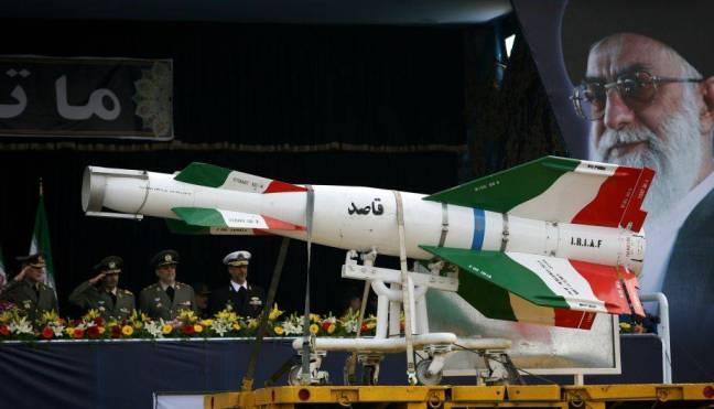 Resultado de imagen para sistema de armas de iran