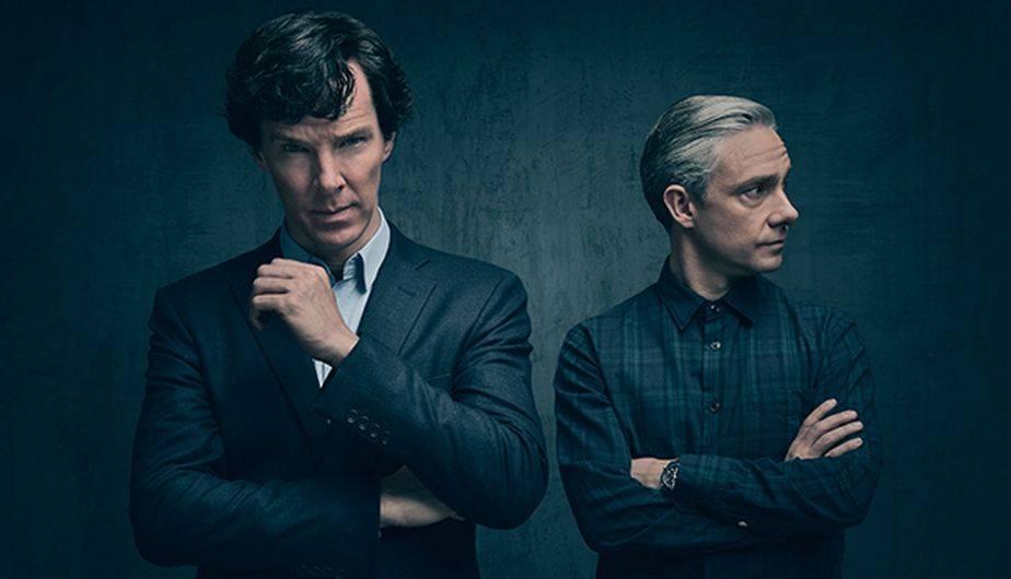 'Sherlock' regresará en algún momento del 2017 (Foto: BBC)