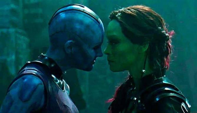 Guardians of the Galaxy Vol. 2: Karen Gillan sueña con un spin off ...