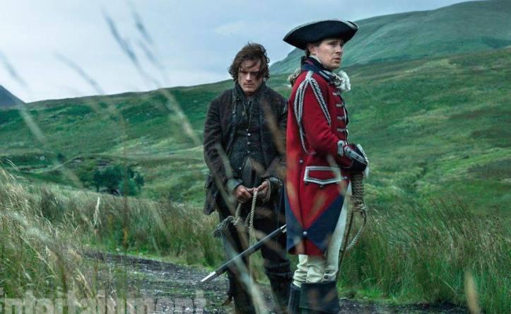 Outlander: Lord John Gray aparece en nuevas fotos de la temporada 3   Fecha de estreno   Tv   Espectáculos   La Prensa Peru
