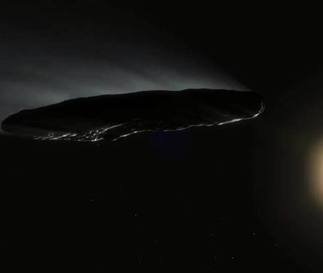 Nasa Todavia Tiene Incognitas Pendientes Con El Oumuamua Foto Nasa Youtube