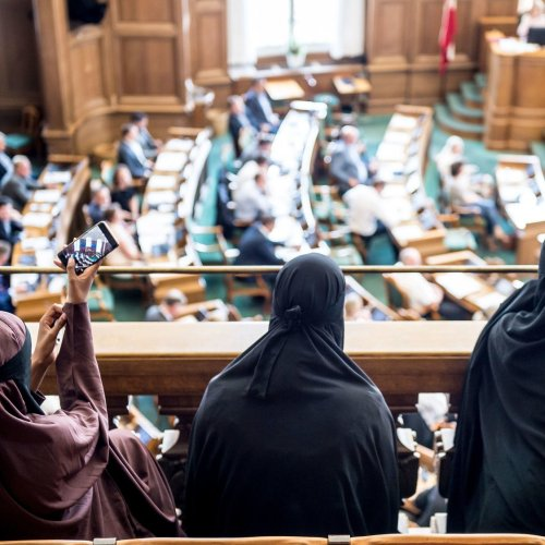 Denmark bans Burqa and Niqab