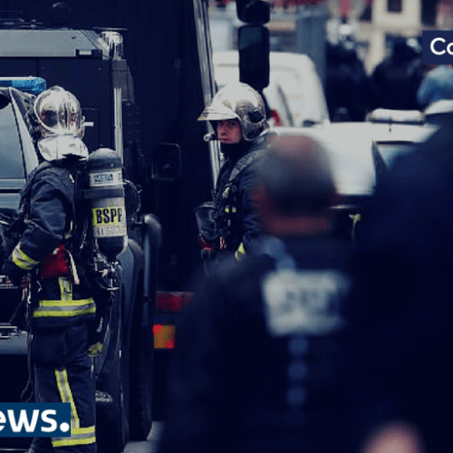 Hostage situation in Paris ends without bloodshed