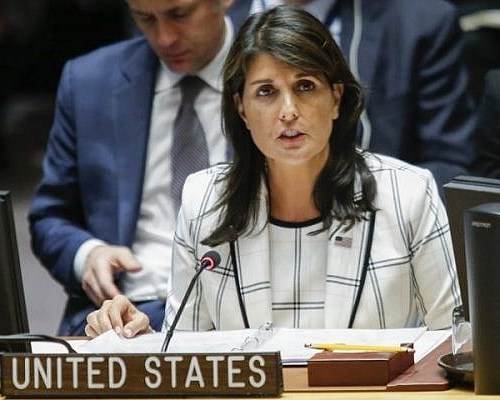 Two UN Security Council resolutions about the Middle East fail to pass