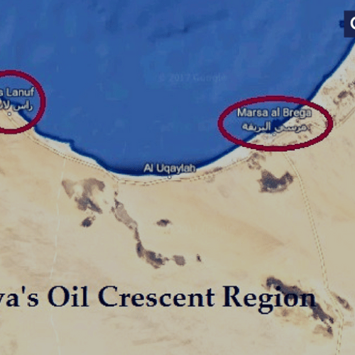 East Libyan forces took full control of Ras Lanuf oil terminal
