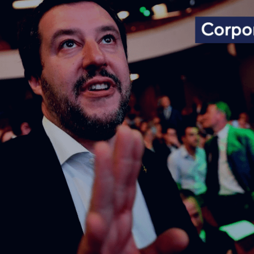 Salvini plans to register 'ROMA' people in Italy as he declares to close all ethnic group's camps