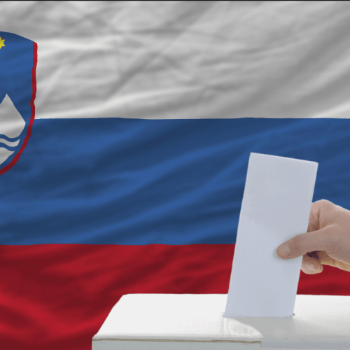 Slovenia Democratic Party ahead in highly fragmented election