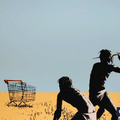 Banksy painting stolen from Toronto warehouse