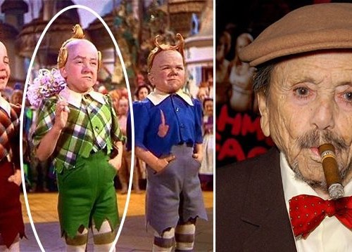Last surviving Munchkin from The Wizard of Oz dies at 98