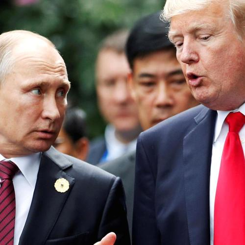 Trump says Russia should be re-instated to G7