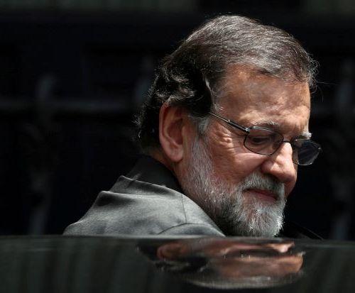 Rajoy quits politics