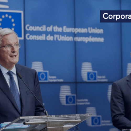Eu Chief's negotiator raises a series of concerns with  May's Brexit Plan