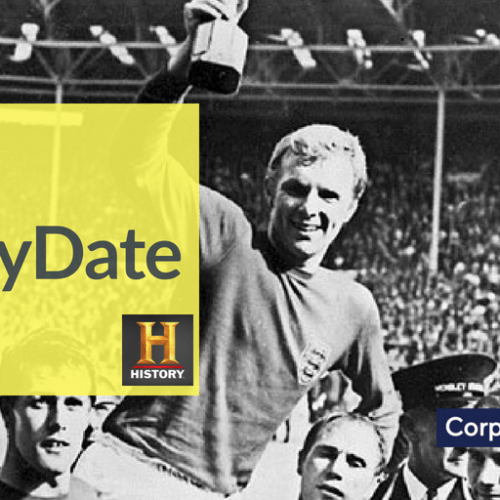 On this day 1966, England won their first and only FIFA World Cup (Video)