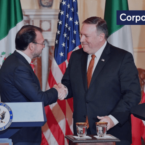 Mike Pompeo urged for reunification of migrant families during visit in Mexico