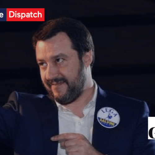 Matteo Salvini backed by politician 'with links to mafia' – The Guardian