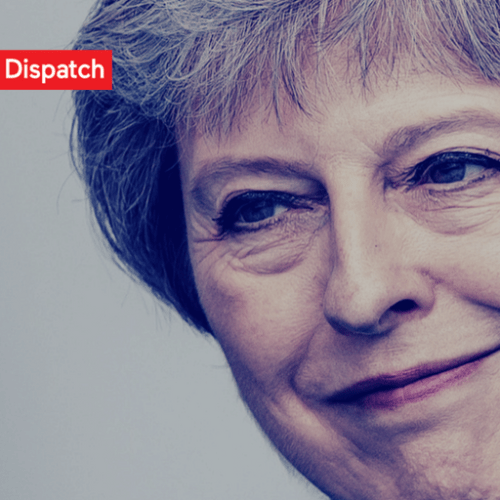 No longer will people be allowed to arrive here from across Europe on the off-chance that they might find a job. – Theresa May