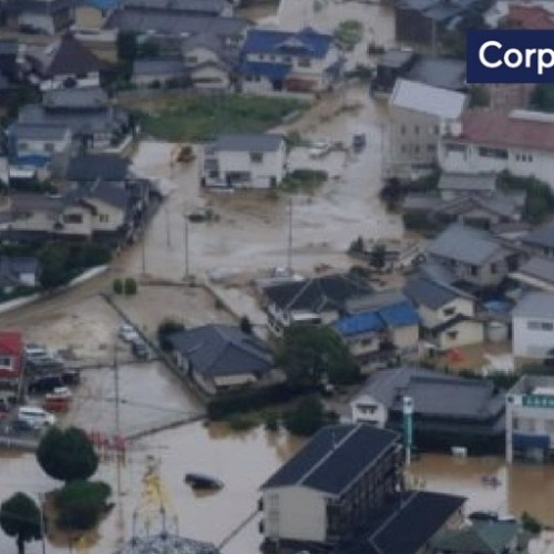 51 dead and 48 missing after Japan is hit by torrential rains