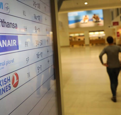 Disruption awaits passengers using Düsseldorf, Cologne-Bonn and Stuttgart airports