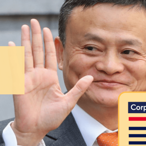 Jack Ma is stepping down as executive chairman of Alibaba