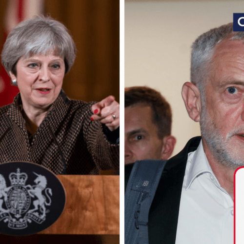 Reports that Theresa May is planning a November election – Jeremy Corbyn would back second referendum but prefers election