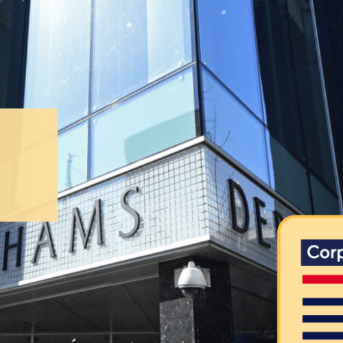 UK : Fears grow for Debenhams as fortunes rapidly deteriorated