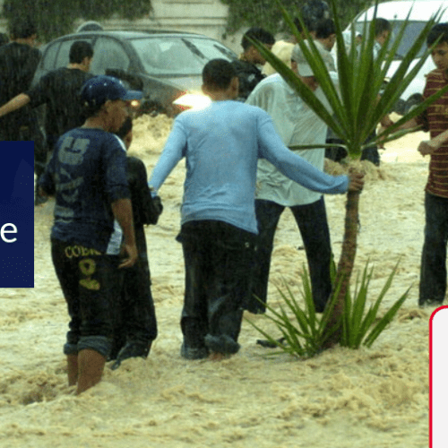 Torrential rains and flooding kill four in Tunisia