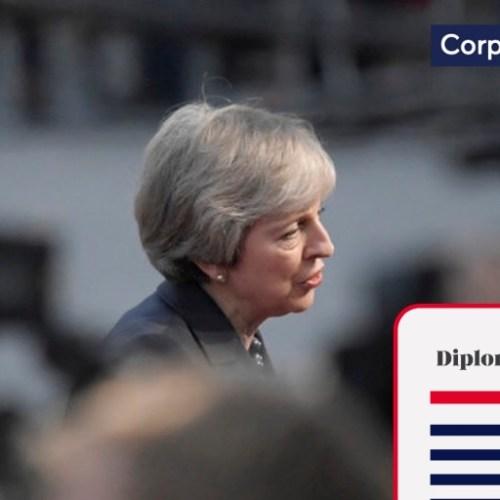 I expect EU to be more respectful – Theresa May