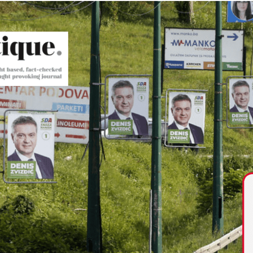 Election Watch – Bosnia Herzegovina