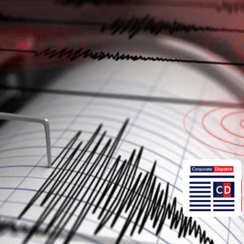 4.1 Earthquake registered on the northern slope of Etna