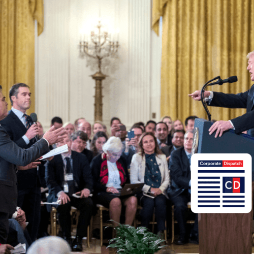 CNN journalist Jim Acosta's White House accreditation suspended by President Trump