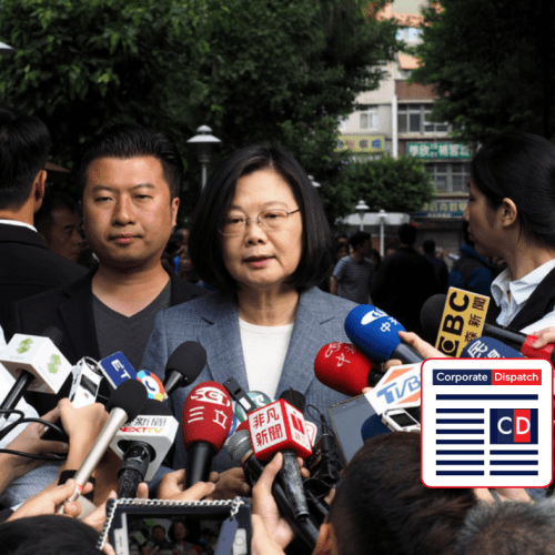 Taiwanese President announces resignation after electoral defeat