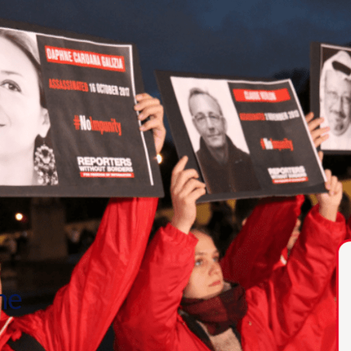 UNESCO launches #TruthNeverDies campaign, to encourage the publication of articles written by, or in tribute to, journalists killed for doing their job