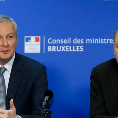 Germany and France seek revival of EU financial transaction tax