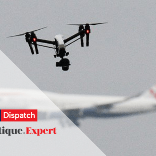 Flights have resumed at Heathrow Airport after reports of drones forced departures to be temporarily suspended