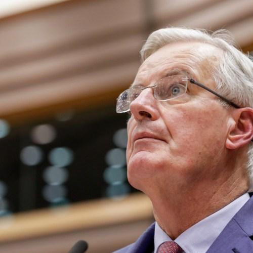 May never threatened EU with no-Deal Brexit – Barnier