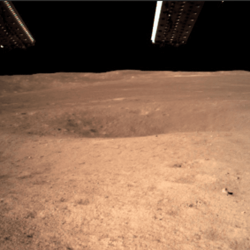 Chinese spacecraft becomes first to land on far side of the moon