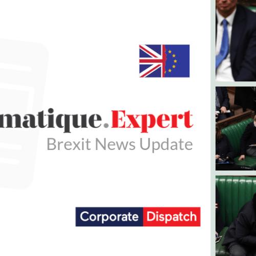Thursday Brexit News Update