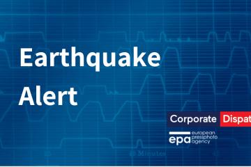 Magnitude 6 quake hits eastern Mediterranean, USGS reports