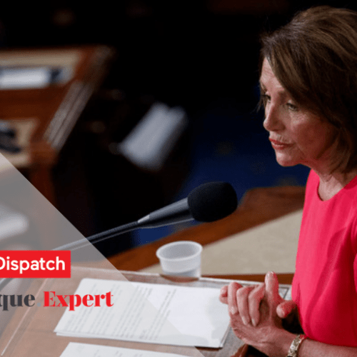 First Pelosi led sitting passes 'US $ 1 for a wall' plan to re-open government