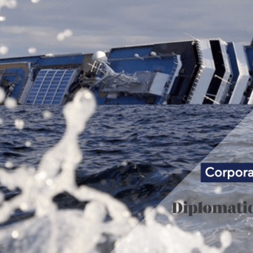 7 years since the Costa Concordia cruise shipwreck