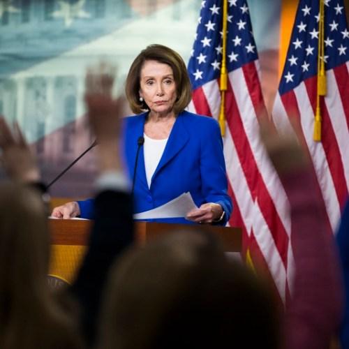 No wall funding in any congress deal – Pelosi
