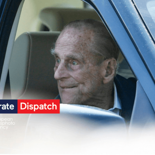 Duke of Edinburgh says he's deeply sorry for car crash involving mother-of-two