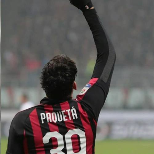 Brazilian international footballer Lucas Paqueta dedicates first goal with Ac Milan  to the victims of the fire at his former club Flamengo